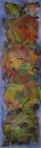 Äpplen 130x35